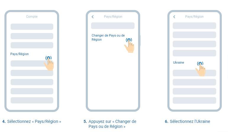 Comment installer l'application 1xBet pour iPhone
