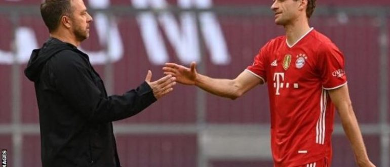 Le Bayern Munich 1xBet