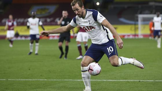 Source: Kane n'est pas sûr de son avenir à Tottenham»