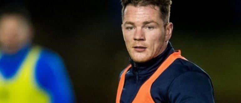 David Cox a quitté Ochilview à la mi-temps entre Stenhausmoor et Albion Rovers.