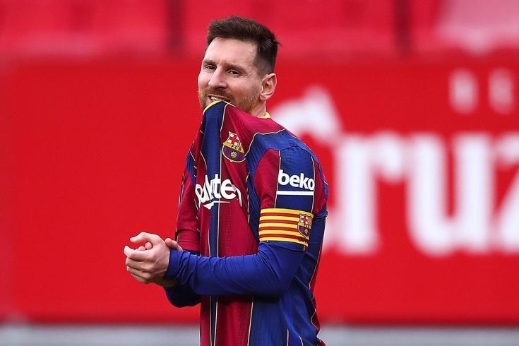Messi Barcelone